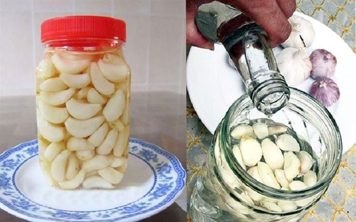 Tỏi chứa Allicin đem lại khả năng điều trị tình trạng viêm nhiễm quan cơ sinh dục, tinh trùng bất thường hiệu quả