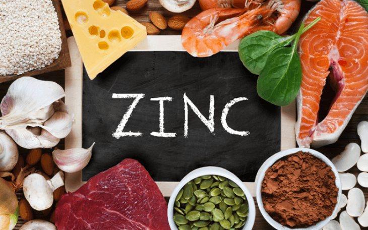 Thực phẩm giàu kẽm giúp thúc đẩy quá trình sản xuất và lưu trữ tinh trùng