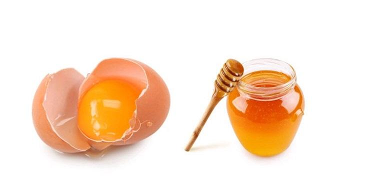 Trứng gà đánh mật ong giúp thúc đẩy quá trình sản sinh các tinh binh
