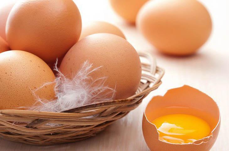 Trứng gà không chỉ bổ dưỡng mà còn tốt cho sức khỏe quý ông