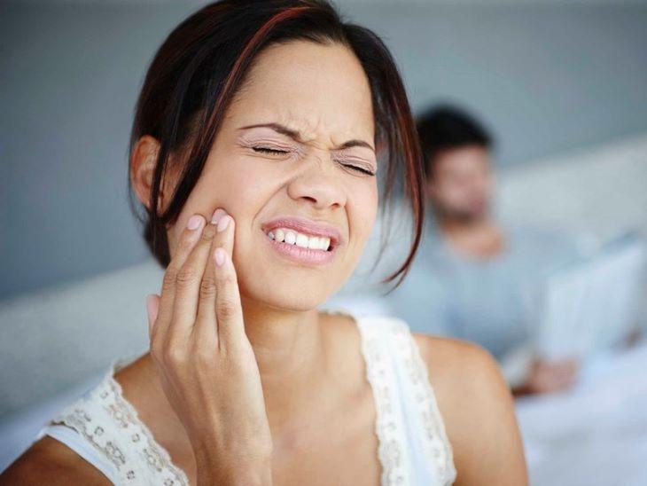Huyệt đạo này có thể tác động để chữa đau răng rất tốt
