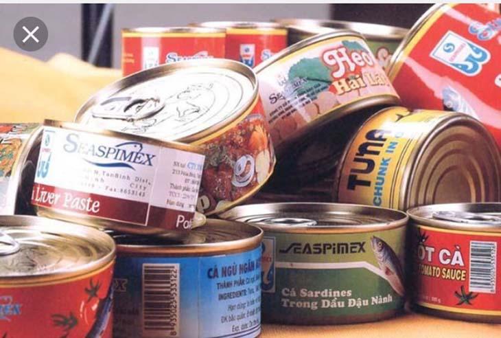 Thức ăn đóng hộp là thực phẩm người bị liệt dương nên kiêng