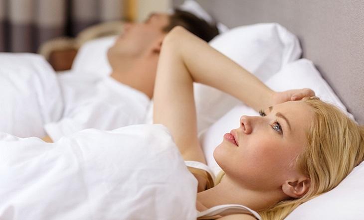 Yếu sinh lý khiến chức năng tình dục và sức khỏe sinh sản ở nữ giới suy giảm nghiêm trọng
