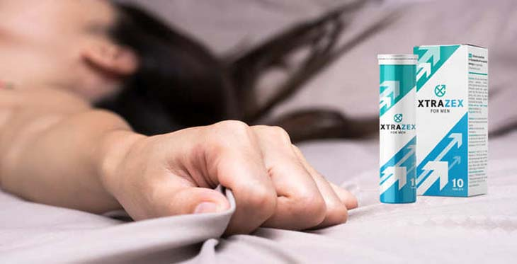 Thuốc trị liệt dương Xtrazex được nhiều quý ông tin tưởng