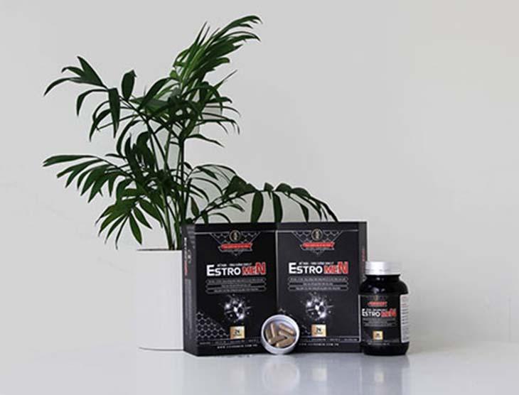 Estro Men là một trong những thuốc rối loạn cương dương tốt nhất