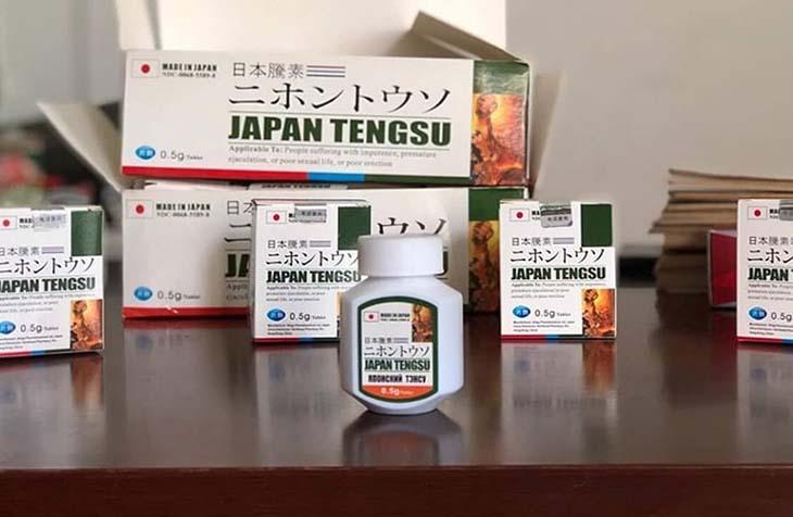 Tengsu - Một trong các loại thuốc rối loạn cương dương tốt nhất
