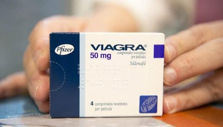 Viagra là thuốc điều trị rối loạn cương dương rất nổi tiếng
