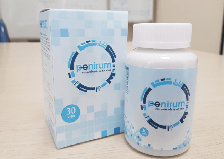 Thuốc điều trị xuất tinh sớm lâu dài - Penirum