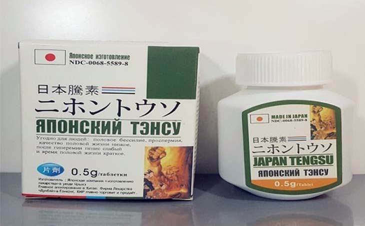 Tengsu là sản phẩm điều trị xuất tinh sớm được nhiều quý ông lựa chọn