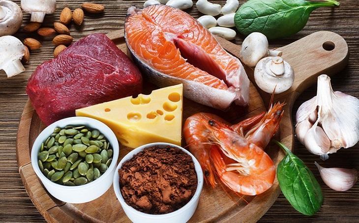 Chế độ dinh dưỡng khoa học giúp nâng cao hiệu quả trị bệnh và cải thiện sức khỏe nam giới