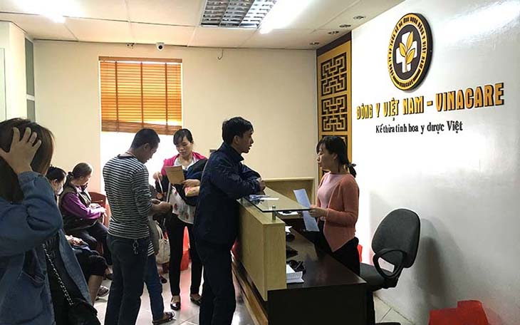 Trung tâm Thừa kế & Ứng dụng Đông y Việt Nam - tiền thân của Bệnh viện Đa khoa YHCT Quân Dân 102