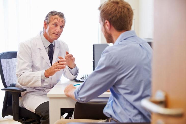 Sớm thực hiện điều trị giúp ngăn cản các biến chứng xấu xuất hiện, phái mạnh bảo vệ được chức năng sinh lý