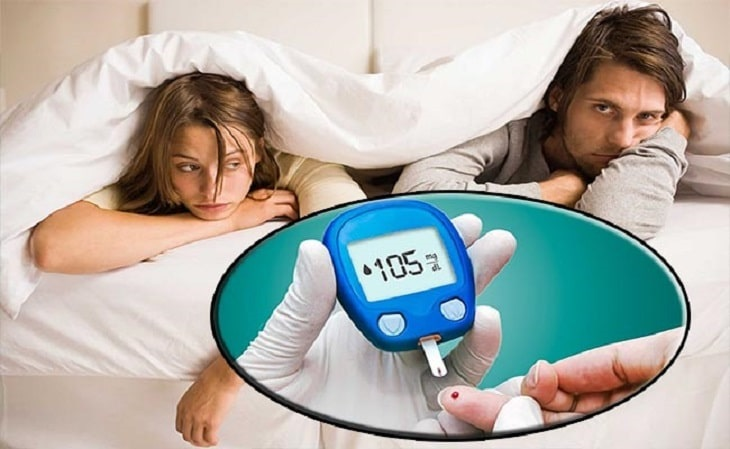 Yếu sinh lý bệnh tiểu đường có số lượng người mắc ngày một cao, gây ra nhiều biến chứng nguy hiểm