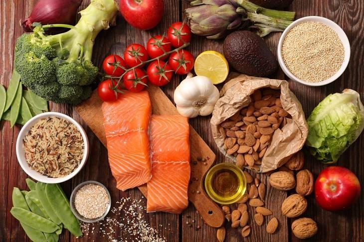Chế độ dinh dưỡng phù hợp giúp cải thiện chức năng sinh lý an toàn, bền vững