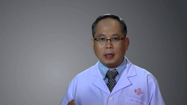 Bác sĩ Mai Bá Tiến Dũng nối tiếng với trình độ chuyên môn cao