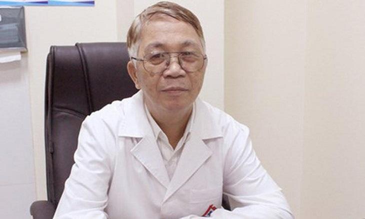 Bác sĩ Nguyễn Văn Cừ sở hữu trình độ chuyên môn cao, có hơn 30 năm kinh nghiệm trong nghề