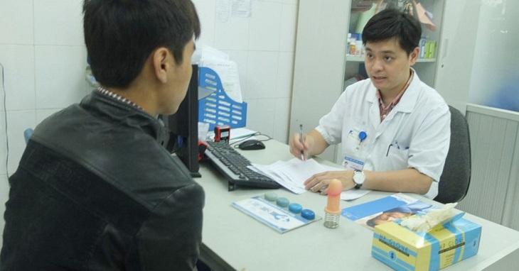 BS. Trịnh Hoàng Giang là một trong những bác sĩ chữa yếu sinh lý nam kỳ cựu tại Việt Nam