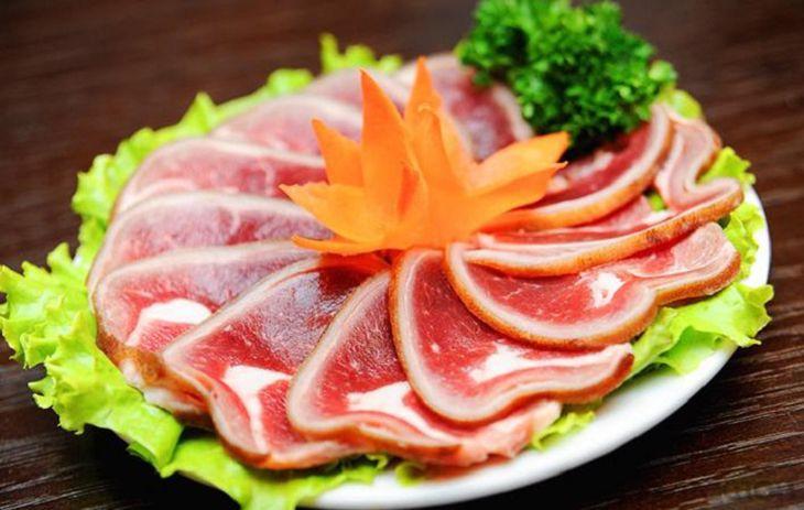 """Thịt dê là """"khắc tinh"""" của chứng mộng tinh và nhiều vấn đề sinh lý khác"""
