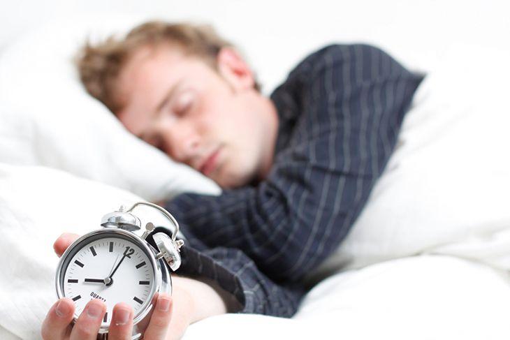 Một giấc ngủ sâu sẽ tốt cho sức khỏe sinh lý nam