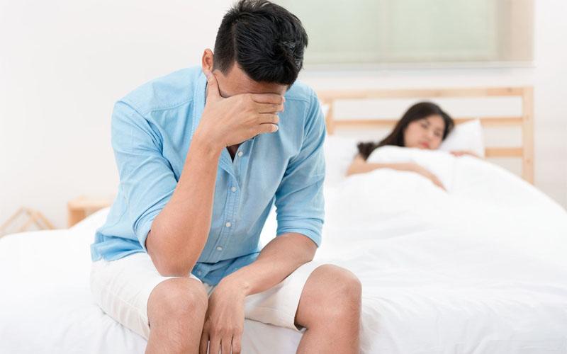 Yếu sinh lý ở nam giới là tình trạng sức khỏe suy giảm