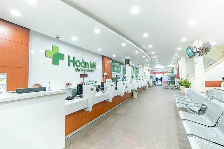 Bệnh viện Hoàn Mỹ sở hữu trang thiết bị hiện đại, đội ngũ bác sĩ chuyên môn cao