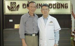 NSƯT Văn Báu chữa khỏi thoát vị đĩa đệm sau 3 tháng dùng thuốc Đỗ Minh Đường