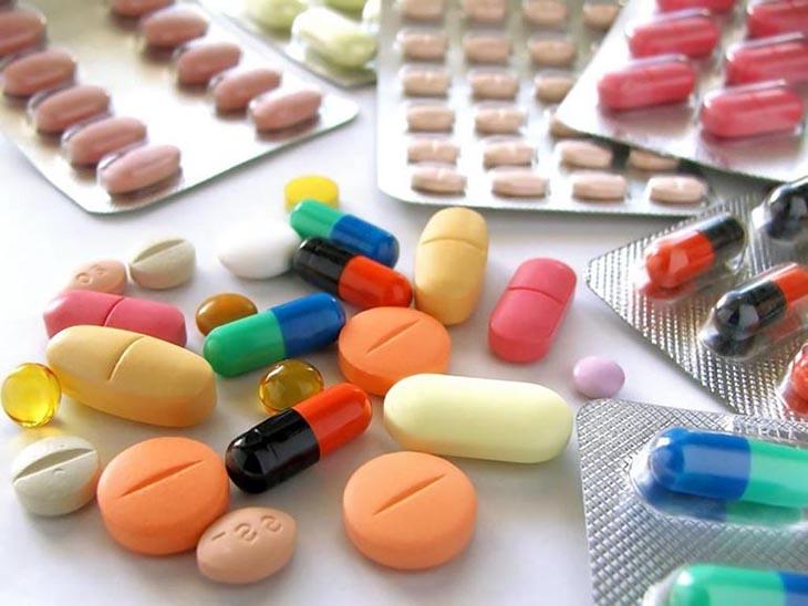 Các loại thuốc nội khoa được chỉ định rộng rãi trong điều trị bệnh