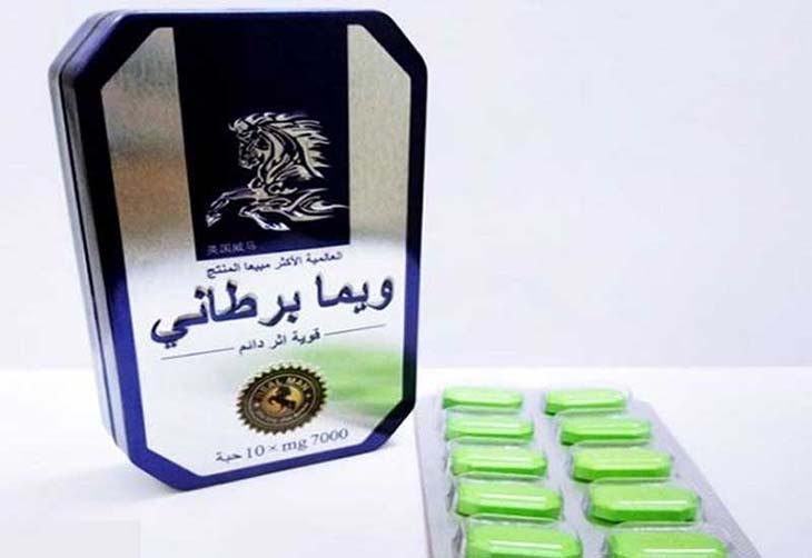 Một hộp thuốc bao gồm 10 viên nén và được bán giá 400.000 VNĐ