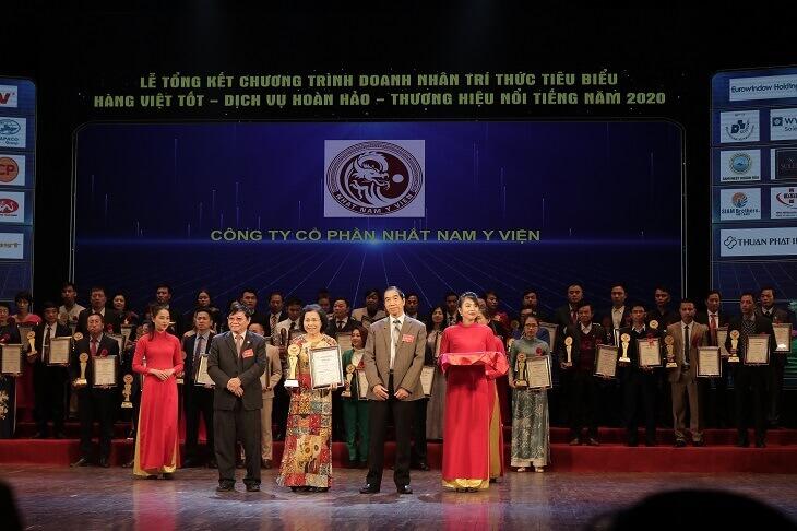 Giải thưởng là sự khẳng định vai trò, vị trí cũng như tầm quan trọng của thương hiệu Việt