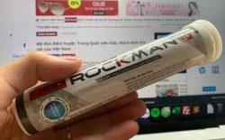 Viên sủi Rockman: Công dụng, cách dùng và những lưu ý