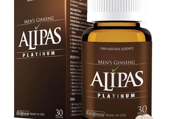 Sâm Alipas giá bao nhiêu còn tùy thuộc vào đơn vị phân phối
