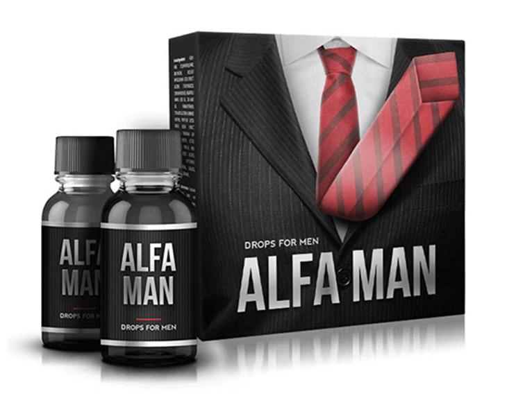 Alfa man giúp kiểm soát tốt hoạt động xuất tinh ở nam giới