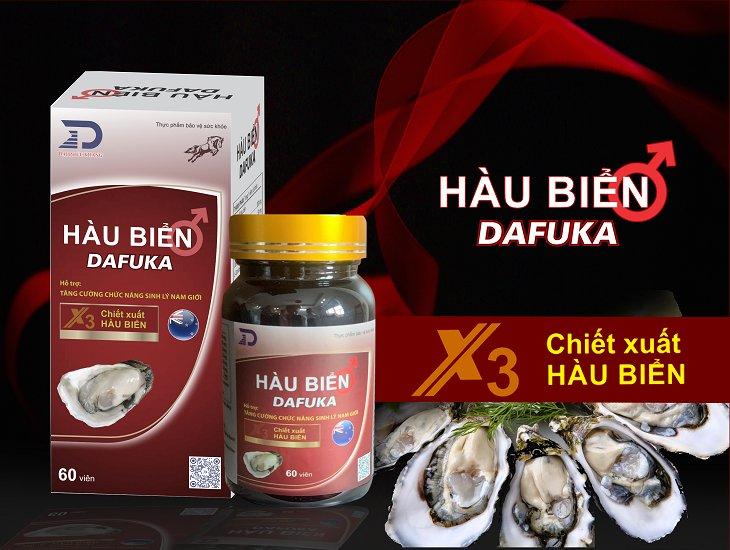 Tinh chất Dafuka là một trong những sản phẩm thuốc tăng cường sinh lý nam hàng đầu Nhật Bản