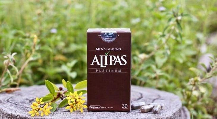 Được sản xuất trên dây chuyền hiện đại, Sâm Alipas Platinum đem lại nhiều lợi ích tuyệt vời cho sinh lý nam