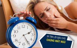 Bệnh mất ngủ dưới góc nhìn YHCT và giải pháp từ bài thuốc Nhất Nam Định Tâm Khang