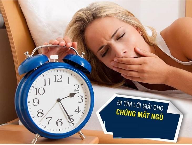 Bệnh mất ngủ gây ra nhiều hệ lụy lớn đến sức khỏe
