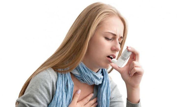 Khi tác động vào huyệt làm thuyên giảm triệu chứng nhiều bệnh lý trong đó có hen suyễn