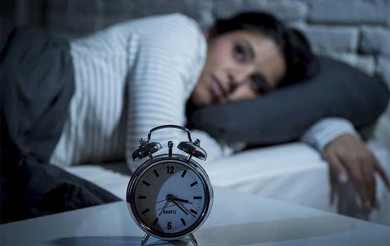Mất ngủ - nỗi ám ảnh không của riêng ai