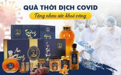 """Xu hướng tặng quà sau đại dịch thế kỷ Covid-19, khi sản phẩm chăm sóc sức khoẻ thành """"trend"""""""