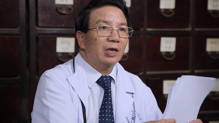 Chân dung thầy thuốc Trần Quốc Bình