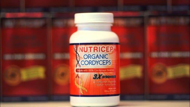Nutricep Organic Cordyceps một trong những sản phẩm được ưa chuộng tại Việt Nam