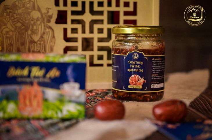 Một trong những sản phẩm nổi tiếng của Vietfarm