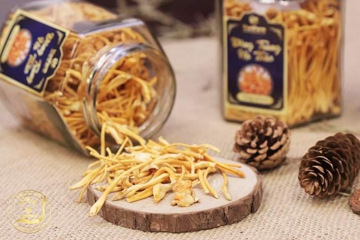 Đông trùng hạ thảo Vietfarm là sản phẩm được nhiều người ưa chuộng