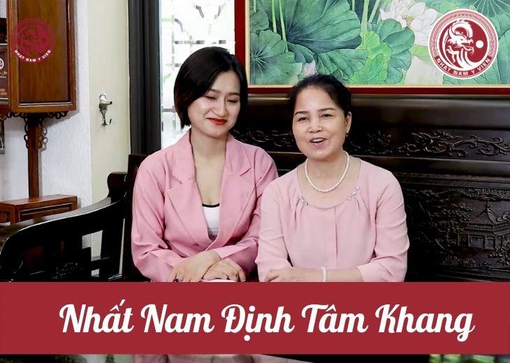 Khách hàng chia sẻ về bài thuốc Nhất Nam Định Tâm Khang