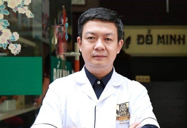 Thầy thuốc, lương y Đỗ Minh Tuấn
