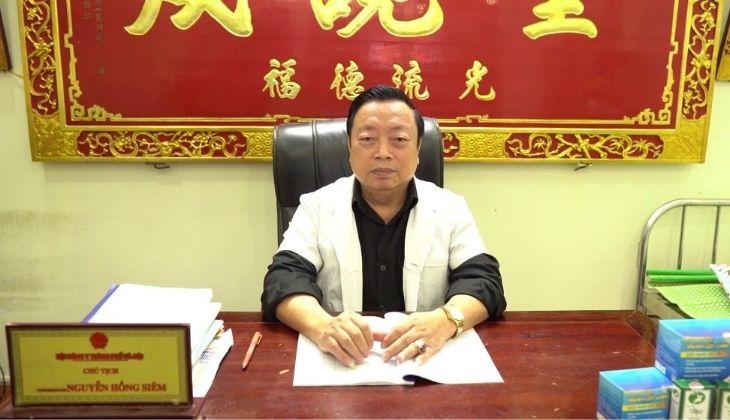 Lương y Nguyễn Hồng Siêm
