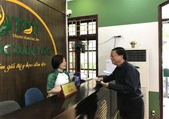 Đơn vị Y học cổ truyền điều trị thành công thoát vị đĩa đệm cho Nghệ sĩ Phú Thăng