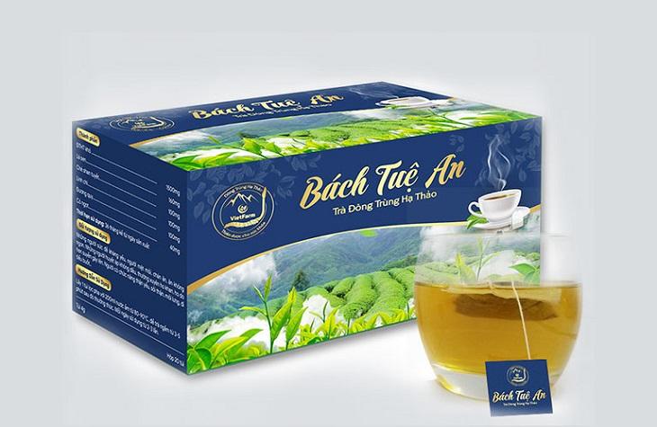 Sản phẩm trà Bách Tuệ An của Vietfarm