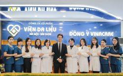 Trung tâm da liễu Đông y Việt Nam lấy tên thương hiệu mới là Viện Da liễu Hà Nội Sài Gòn