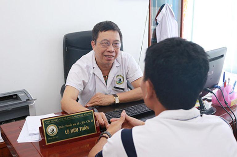 Chuyến khám bệnh với bác sĩ Lê Hữu Tuấn đã giúp tôi tìm lại được phong độ